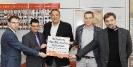 Februar 2017: Das Berater-Tam der Oberösterreichischen Versicherung in Graz: Michael Trummer, Roland Paller, Michael Sill, Sebastian Brunner und Franz Prügger_1