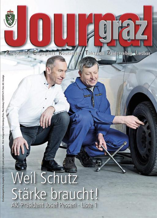 Journal Graz März 2019